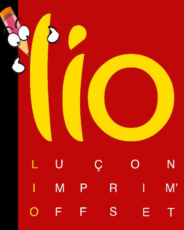 Logo LIO avec Bonhomme LIO